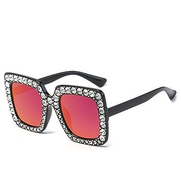 TOOMD Gafas de Sol mujer-UV400 Gafas de Sol Gafas de Sol de ...