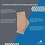 CompressionZ Plantar Fasciitis Socks