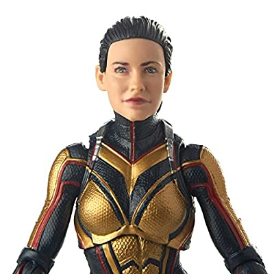 Avengers Marvel Legends Series 6-inch Marvel's Wasp: Toys & Games