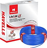 Havells Lifeline Cable 1.5 sq mm wire (Blue)