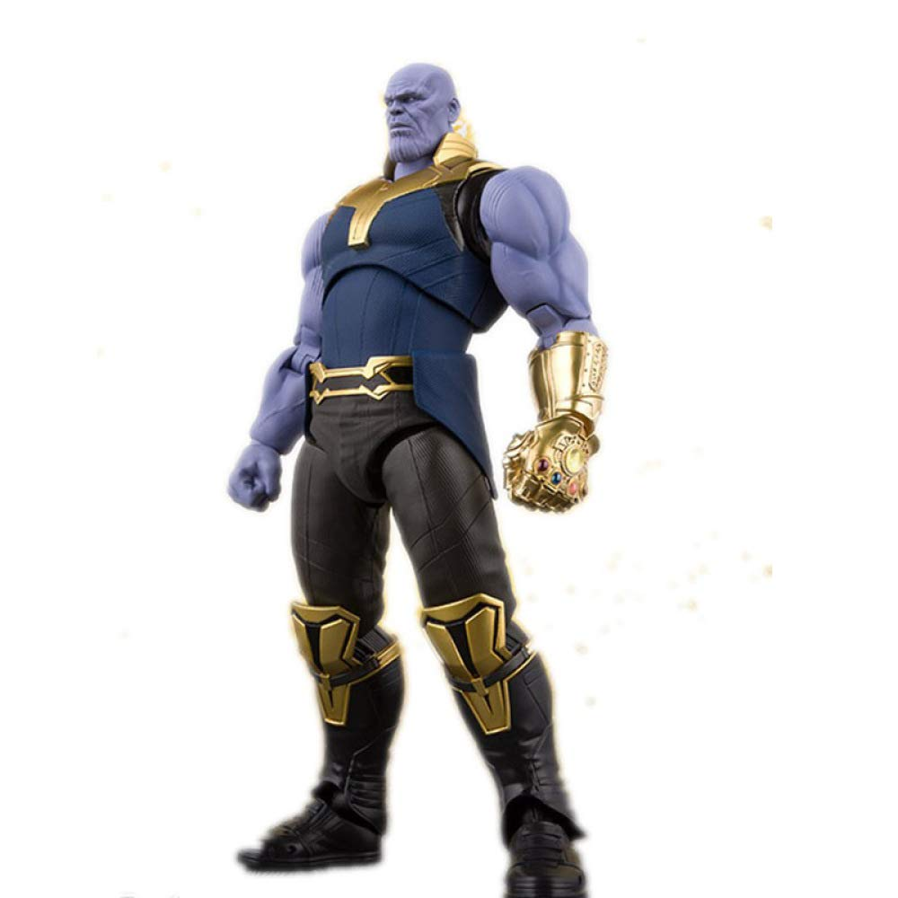 buscando agente de ventas azul SHF Marvels, Marvels, Marvels, The Enemy Alliance 3, The Infinite War, The Actionable Doll, The Model Doll, 16CM,azul-16cm 16cm  moda clasica