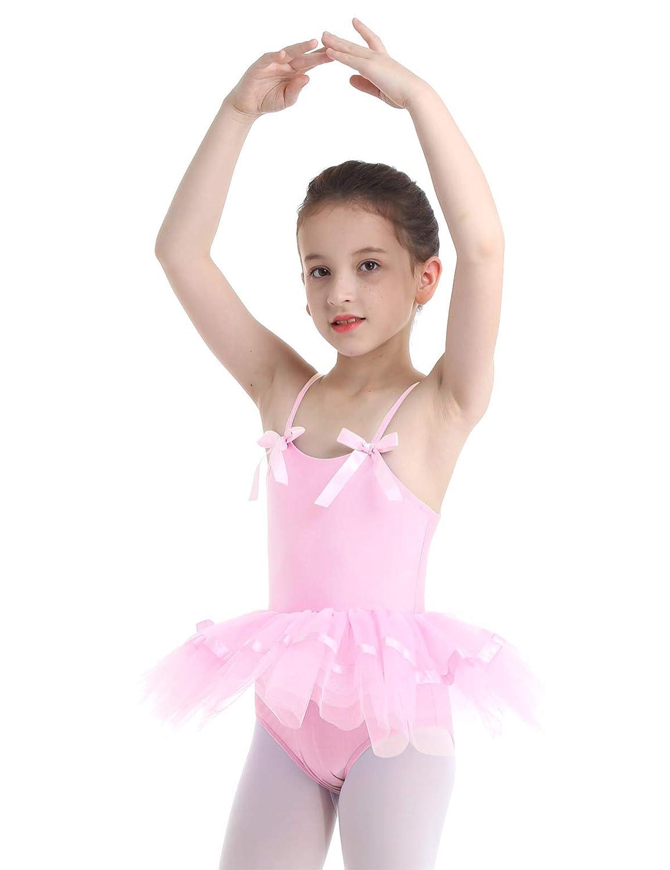 景品女の子子供ちょう結びバレエダンスチュチュドレス恋人スカートレオタードバレリーナファンシー妖精衣装ピンク2-3歳
