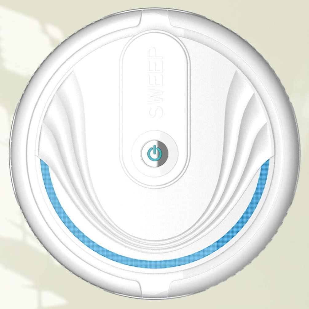 TOYANDONA Robot Aspirador M/áquina de Barrido de Juguete Herramienta de Limpieza Del Hogar Juguete para Pelo de Mascotas Alfombra de Piso Duro Con Bater/ía