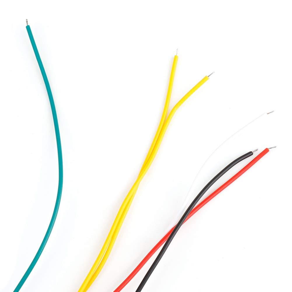 LED de alto montaje Tira flexible Luz de se/ñal de advertencia Luces de freno Accesorio autom/ático Luz de freno trasero del coche