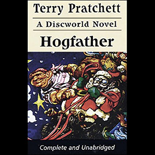 Bargain Audio Book - Hogfather