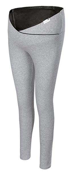 7896253820492 Image Unavailable. Image not available for. Color: Foucome Cross Elastic  Band Maternity Capri Leggings Under The Belly for Pregnant Woman-Ankle  Length