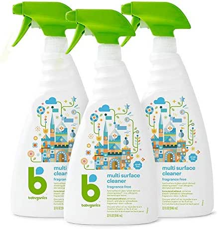Multi-Surface Cleaner: Babyganics Multi Surface Cleaner