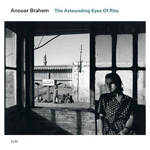 Cover of The Astounding Eyes of Rita