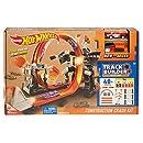 Hot Wheels Track Builder Construction Crash Kit