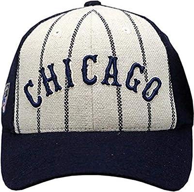 Chicago White Sox Hat Pinstripe Original 6