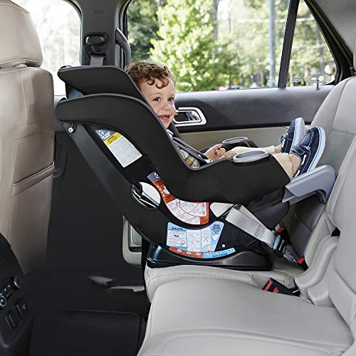 51VyaQyvyfL - Graco Extend2Fit 3 In 1 Car Seat | Ride Rear Facing Longer With Extend2Fit, Garner