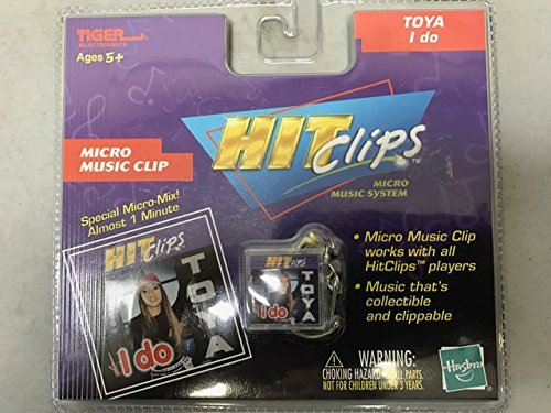 Hi Clips Micro Music Clip - Toya ''I DO'' by Tiger (Image #1)