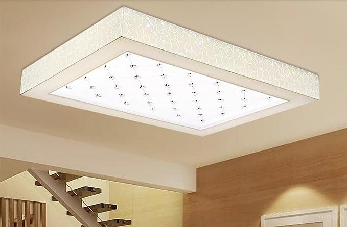 Moderno luci led di apparecchio di illuminazione a soffitto con