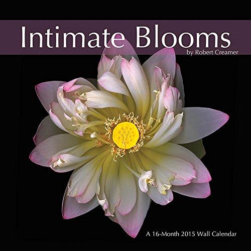 2015 Intimate Blooms Wall Calendar Trends International