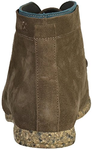 Womens Gray 81033 1 Booties Think fpX6Zqn