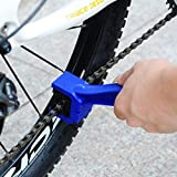 Motorcycle Bicycle Chain Clean Brush Chain Cleaner Gear Grunge Brush bike Tool