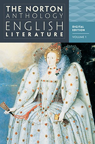 The Norton Anthology of English Literature (Ninth Edition)  (Vol. 1): - B Logan