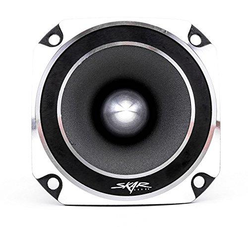 Skar Audio VX35-ST 3.5-Inch 500 Watt High Compression Titanium Bullet Tweeters - Pair by Skar Audio (Image #2)