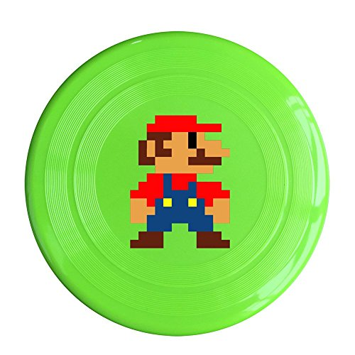 SAXON13CAP New Design M Pixeles 150g KellyGreen Toy Flying Disc