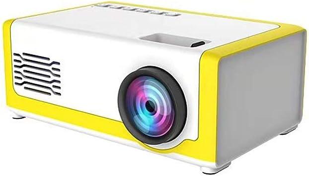 Proyector de Cine en casa, proyector portátil, Pantalla de 60 ...