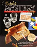 Murder Mystery Party Game - Honky Tonk Homicide