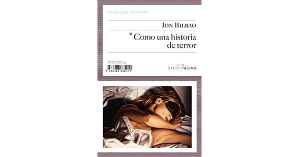 Amazon.com: Como una Historia de Terror (Spanish Edition ...
