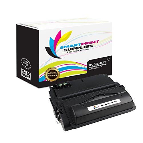 Smart Print Supplies Compatible 39A Q1339A Black Premium Toner Cartridge Replacement for HP Laserjet 4300 Printers (20,000 ()