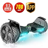 TOMOLOO Hoverboard UL2272 Certified 8.5