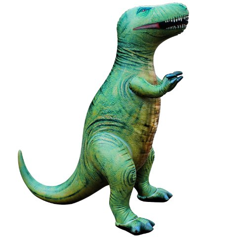 Inflatable Tyrannosaurus Rex Height 34 product image