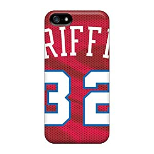 Lauragroff03 Fashion Protective Los Angeles Clippers Case Cover For Iphone 5/5s