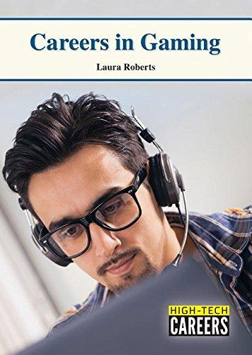 Careers in Gaming (High-Tech Careers) pdf epub