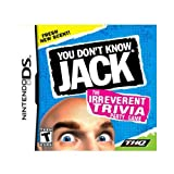 New Thq You Don't Know Jack Entertainment Game Nintendo Ds Popular Excellent Performance