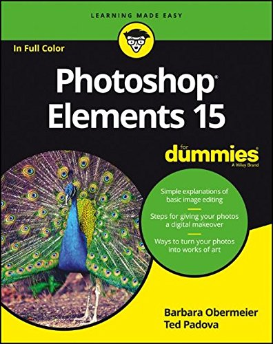 1119281490 - Photoshop Elements 15 For Dummies