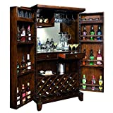 Rogue Valley Wine & Bar Cabinet by Howard Miller