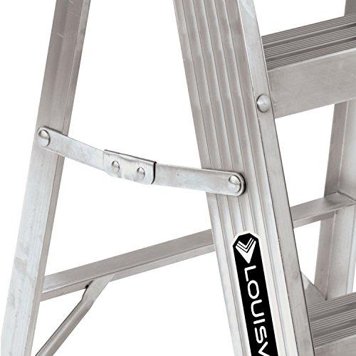 Louisville Ladder AS3002, Aluminum Stepladder, 300-Pound Capacity, 2-Foot by Louisville Ladder (Image #3)