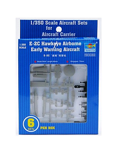 Trumpeter E-2C Hawkeye Aircraft Set