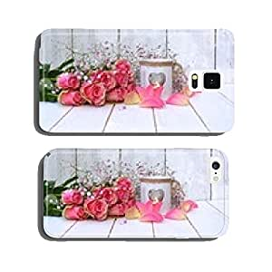 Background - Rose and Lantern cell phone cover case Samsung S6