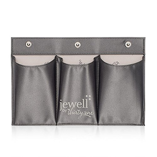 Thirty Triple Pocket Jewell Charcoal product image
