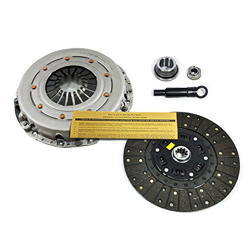 VALEO KING COBRA STAGE 1 DISC HD CLUTCH KIT for 1986-1995 FORD MUSTANG 5.0L (King Cobra Clutch)