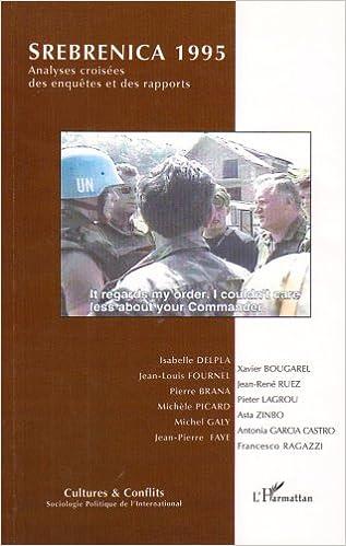 En ligne Cultures & conflits, N° 65, printps. 2007 : Srebrenica 1995 : Analyses croisées des enquêtes et des rapports epub, pdf