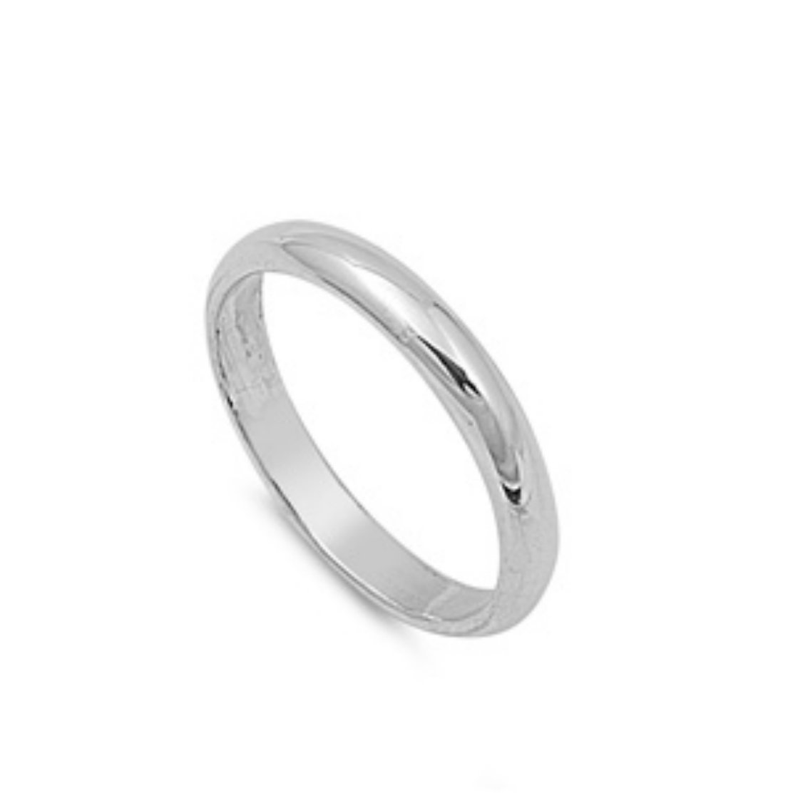 3mm Sterling Silver Toe Ring (3)