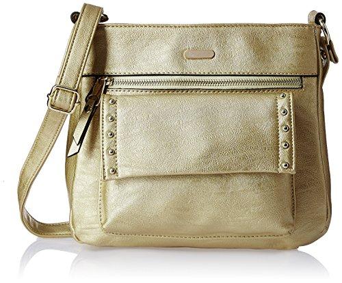 Lavie Women's Sling Bag (Gold)