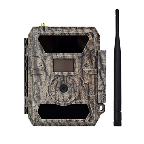 The General 3G Game Camera by Snyper Hunting Products (12MP, Viewing LCD, Connected by AT&T)
