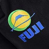 Fuji BJJ Gi - Brazilian Pride Edition w/Free White