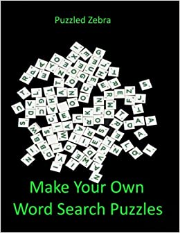 buy make your own word search puzzles book online at low prices in