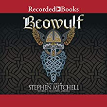 Beowulf Audiobook by Stephen Mitchell Narrated by Stephen Mitchell