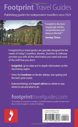 Borders, Dumfries & Galloway Footprint Focus Guide