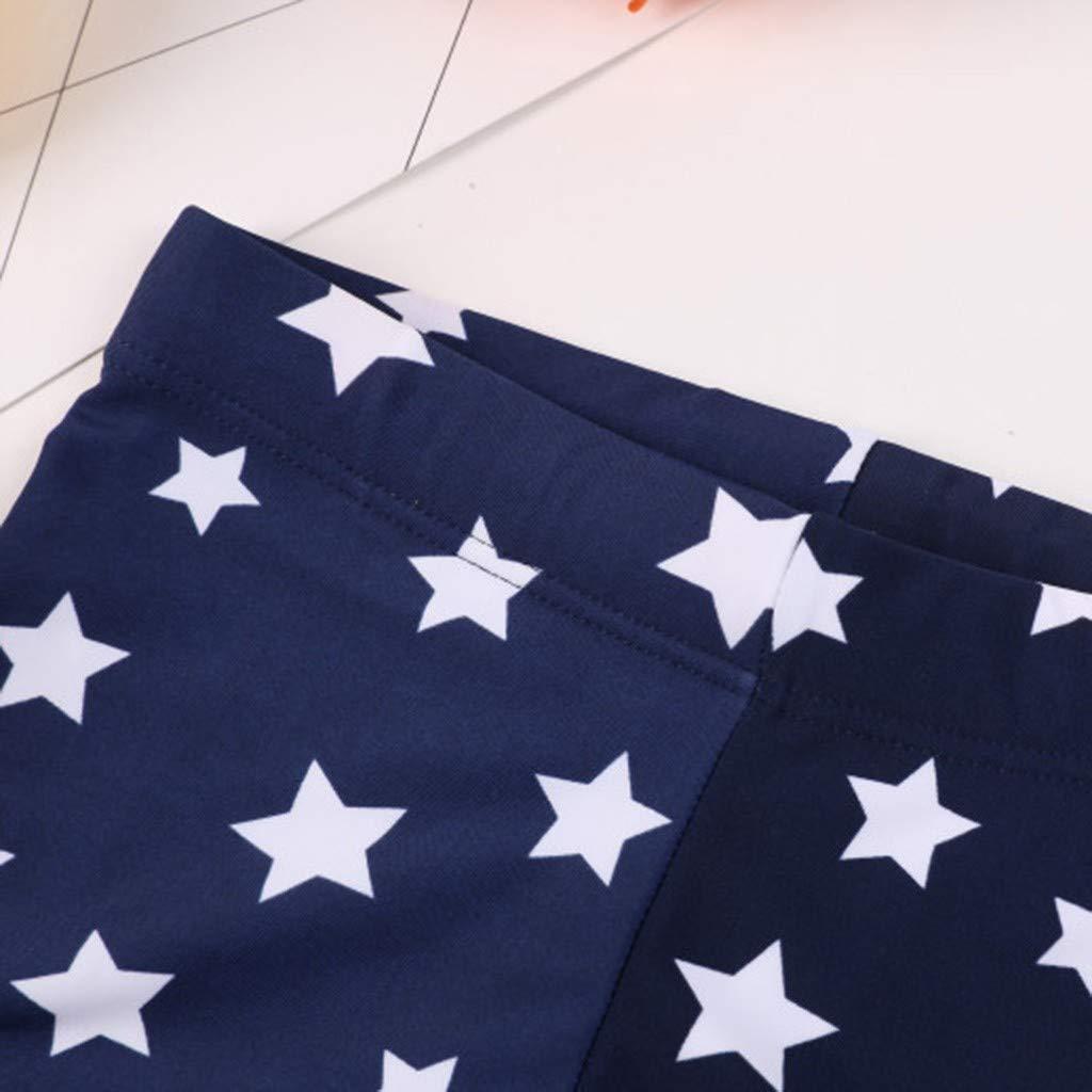 LMRYJQ Enfants Gar/çOns Star Stretch Beach Maillot De Bain Maillots De Bain Pantalons Shorts V/êTements Bermuda Pant Short De Bain Sportswear