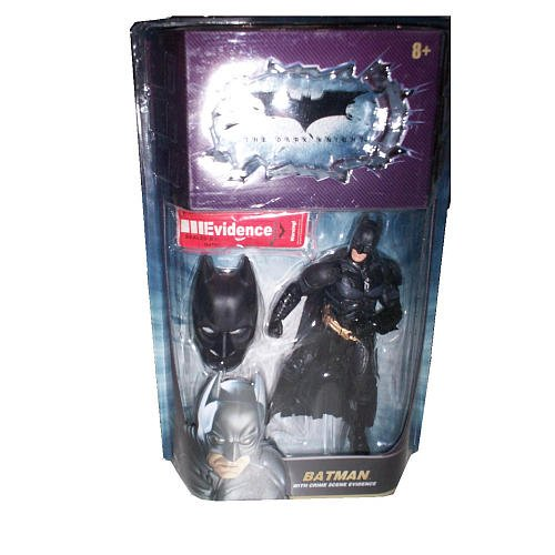 Dark Knight Action Figures Evidence