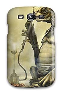 New Arrival Case Cover With TKJIosc7899TUpha Design For Galaxy S3- Alien